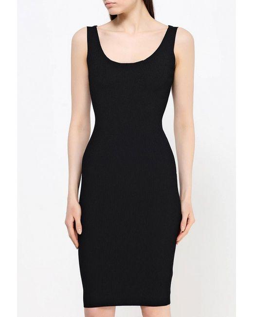 Платье Liu Jo Liu •Jo                                                                                                              чёрный цвет