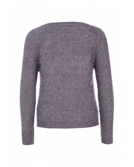 Пуловер LOST INK                                                                                                              фиолетовый цвет