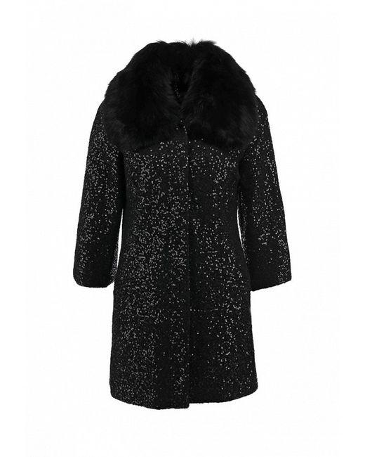 Пальто Love Republic                                                                                                              чёрный цвет