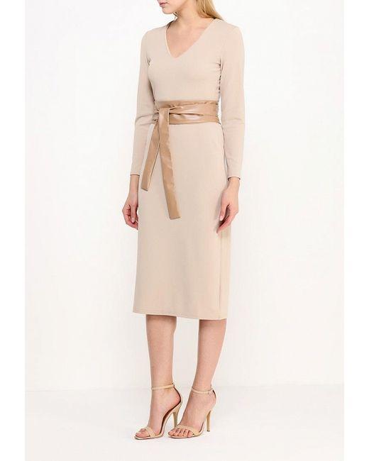 Платье Love & Light                                                                                                              бежевый цвет