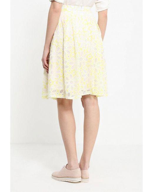 Юбка LuAnn                                                                                                              желтый цвет