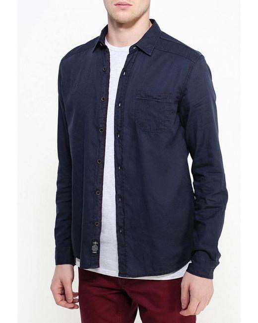Рубашка Mavi                                                                                                              синий цвет