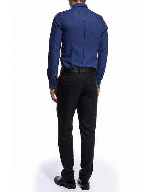 Рубашка Guess by Marciano                                                                                                              синий цвет