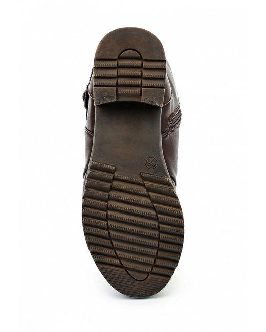 Ботинки Malien                                                                                                              коричневый цвет