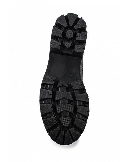 Ботинки Mabu                                                                                                              чёрный цвет