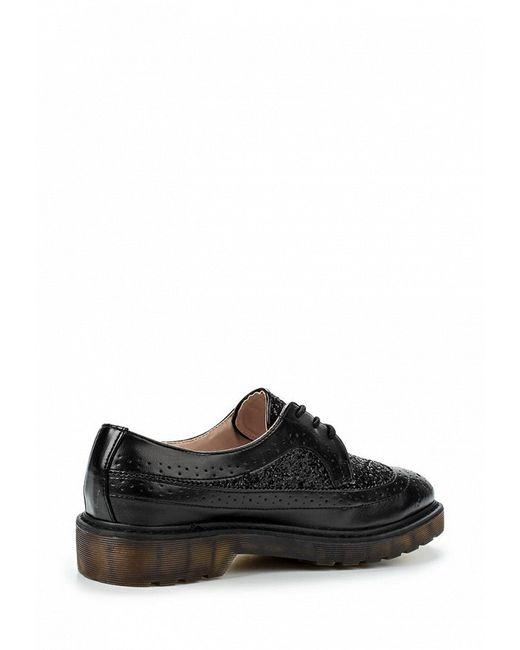 Ботинки Martin Pescatore                                                                                                              чёрный цвет