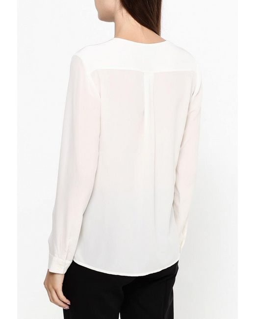 Блуза MAX&Co                                                                                                              бежевый цвет