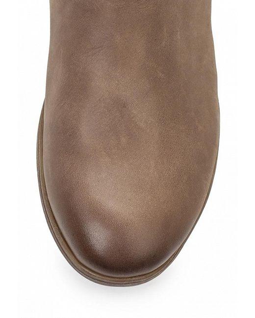 Туфли Nord                                                                                                              бежевый цвет