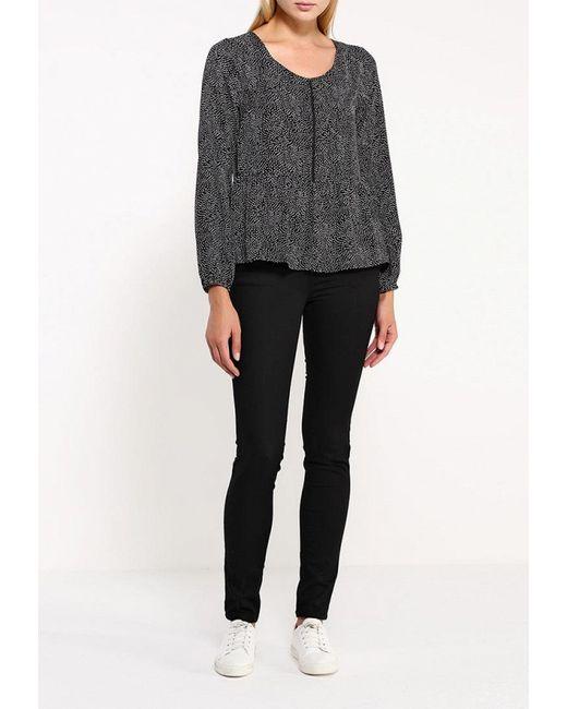 Блуза Minkpink                                                                                                              чёрный цвет