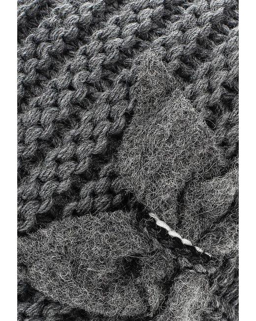 Шапка Moronero                                                                                                              серый цвет