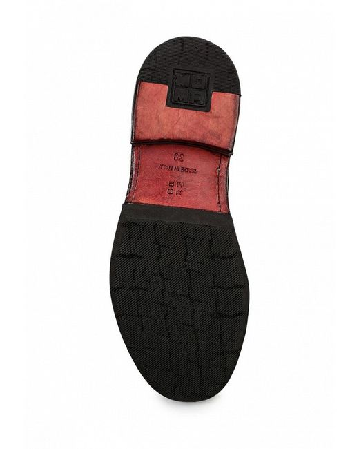 Ботинки Moma                                                                                                              чёрный цвет