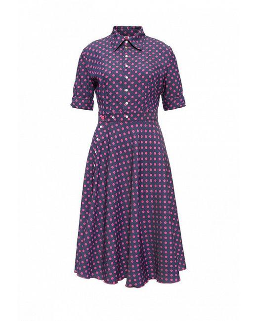 Платье Bodra                                                                                                              фиолетовый цвет