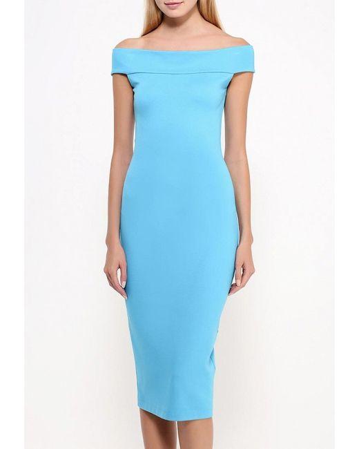 Платье GLZN by Galina Zhondorova                                                                                                              голубой цвет