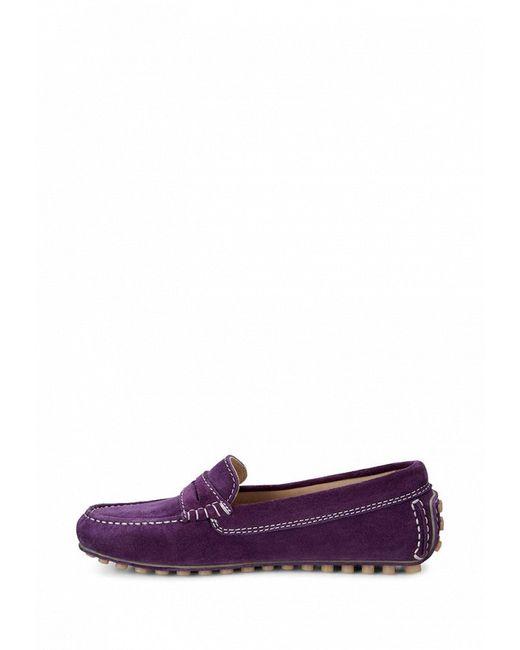 Мокасины Dynamic Moc Ecco                                                                                                              фиолетовый цвет