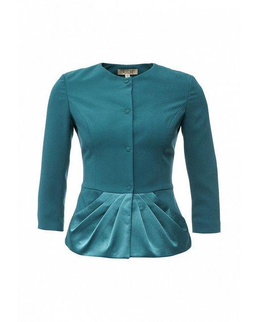 Жакет Devore                                                                                                              зелёный цвет