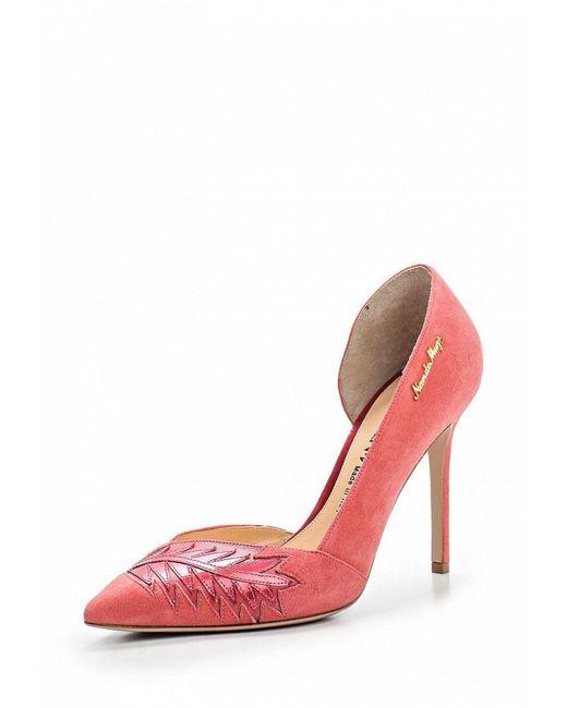 Туфли Nando Muzi                                                                                                              розовый цвет