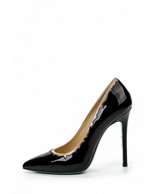 Туфли Nando Muzi                                                                                                              чёрный цвет