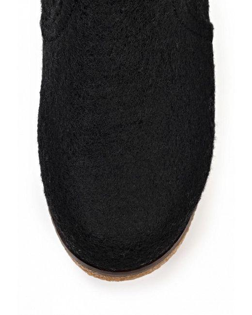 Валенки Nadasa                                                                                                              чёрный цвет