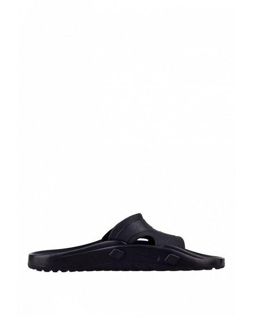 Шлепанцы Nike                                                                                                              чёрный цвет