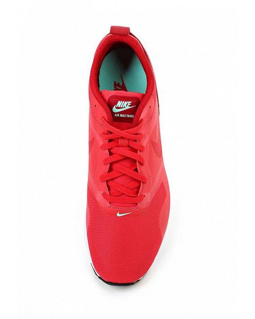 Кроссовки Nike                                                                                                              красный цвет