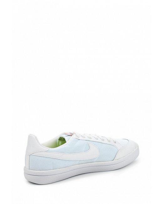 Кеды Nike                                                                                                              белый цвет