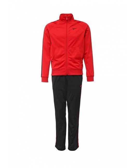 Костюм Спортивный Nike                                                                                                              красный цвет