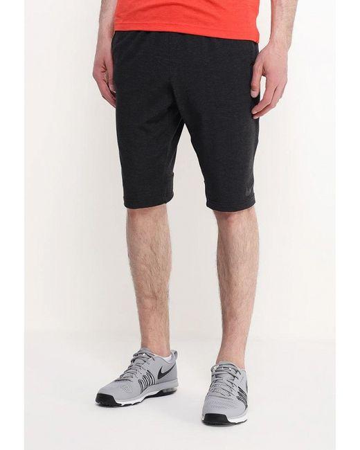Шорты Спортивные Nike                                                                                                              серый цвет