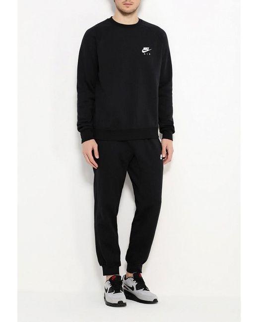 Свитшот Nike                                                                                                              чёрный цвет