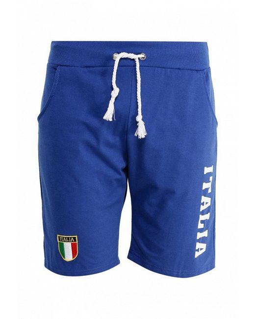 Шорты Спортивные Nord Star                                                                                                              синий цвет