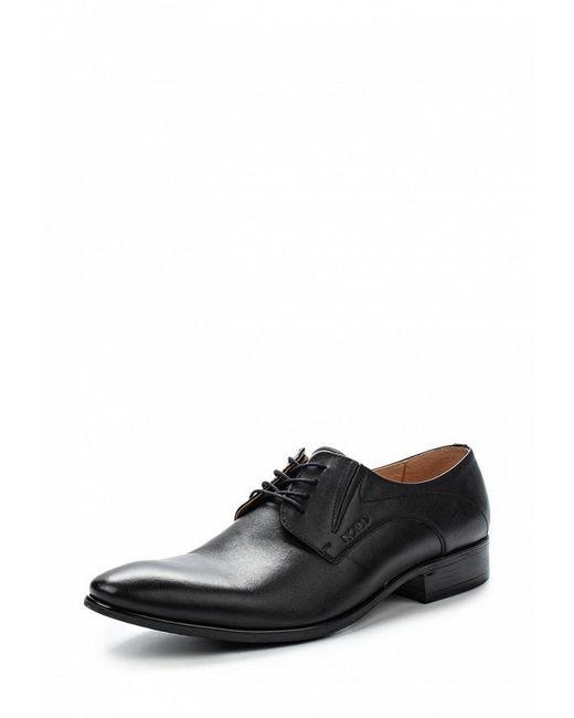 Туфли Nord                                                                                                              чёрный цвет