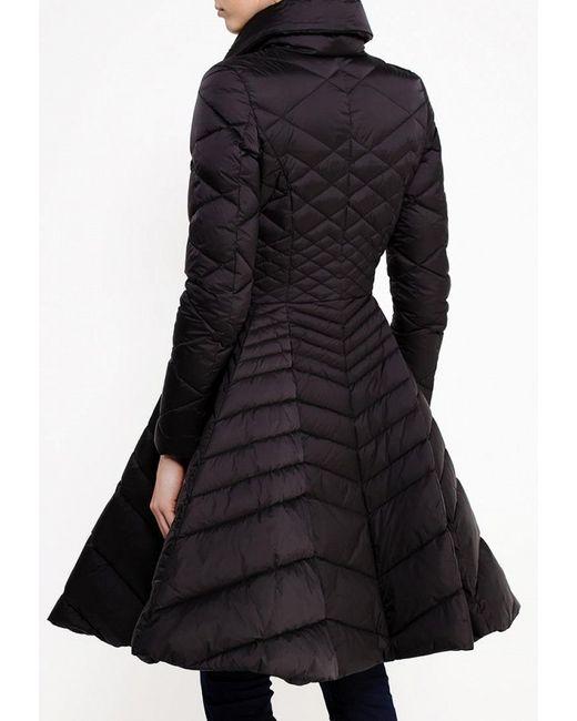 Пуховик Odri                                                                                                              чёрный цвет