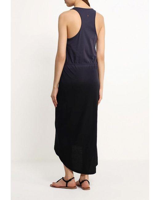Платье O`Neill                                                                                                              синий цвет