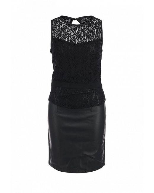 Платье Only                                                                                                              чёрный цвет