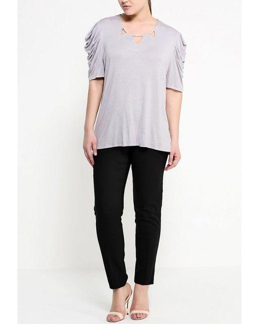 Блуза O`Queen                                                                                                              серый цвет