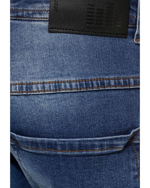 Джинсы Outfitters Nation                                                                                                              синий цвет