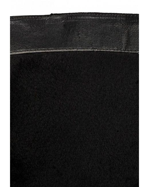 Сапоги Paolo Conte                                                                                                              чёрный цвет