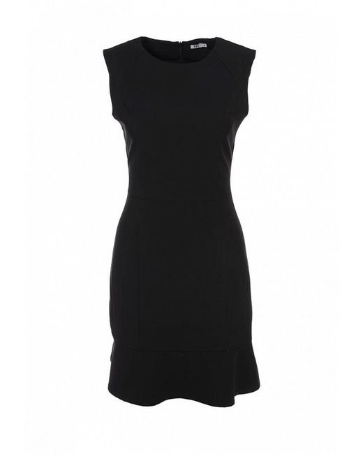 Платье People                                                                                                              чёрный цвет