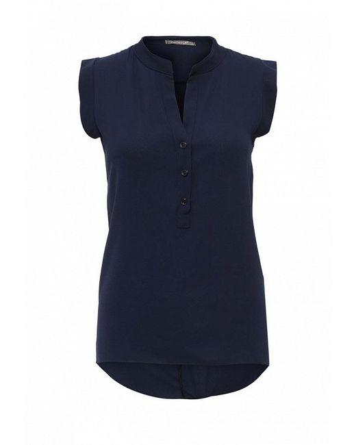 Блуза PERFECT J                                                                                                              синий цвет