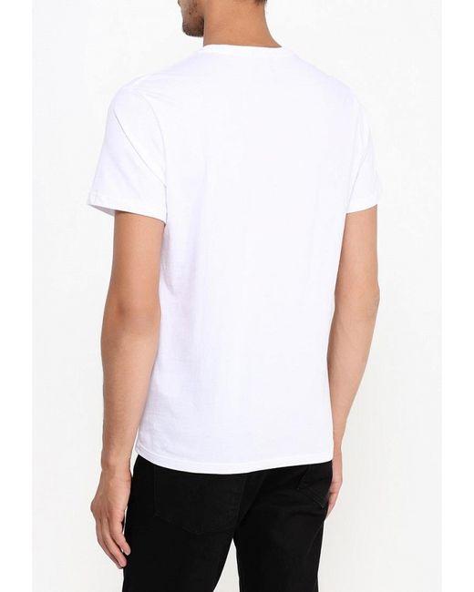 Футболка Pepe Jeans London                                                                                                              белый цвет