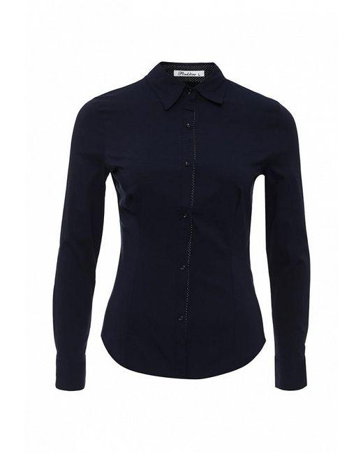 Рубашка Pinkline                                                                                                              синий цвет