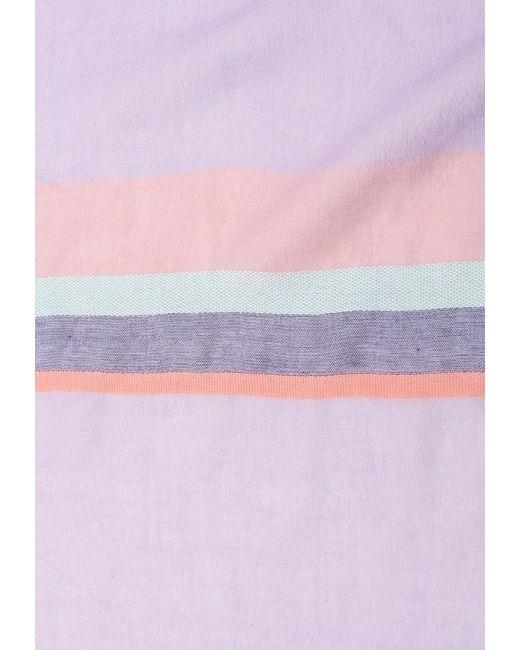 Шарф Pieces                                                                                                              многоцветный цвет