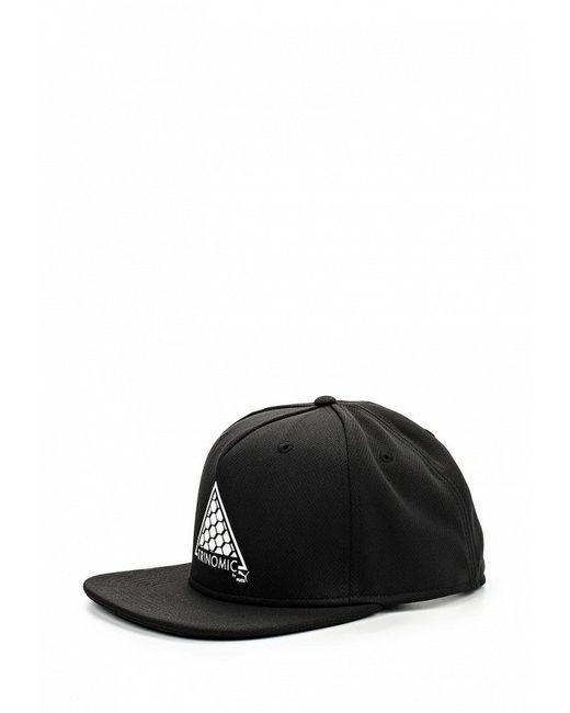 Бейсболка Puma                                                                                                              чёрный цвет