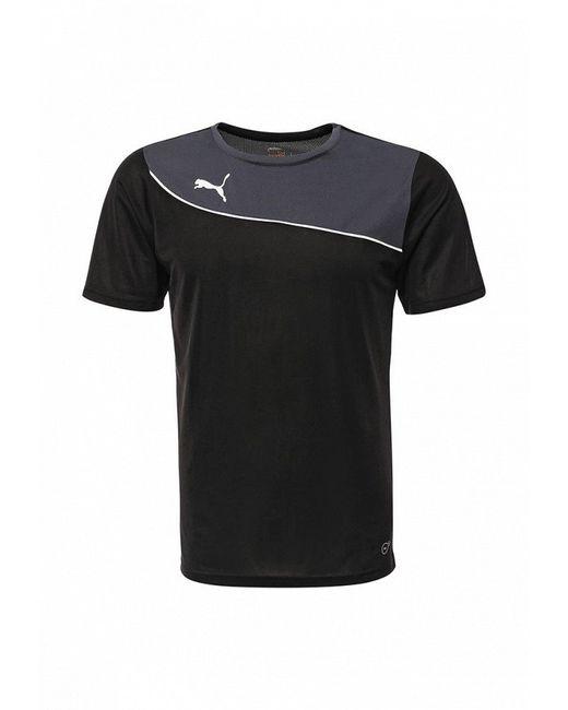 Футболка Puma                                                                                                              чёрный цвет