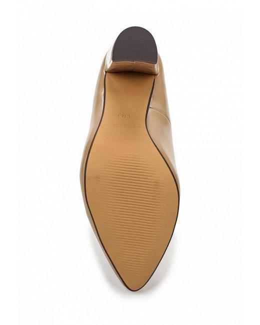 Туфли Raxmax                                                                                                              бежевый цвет