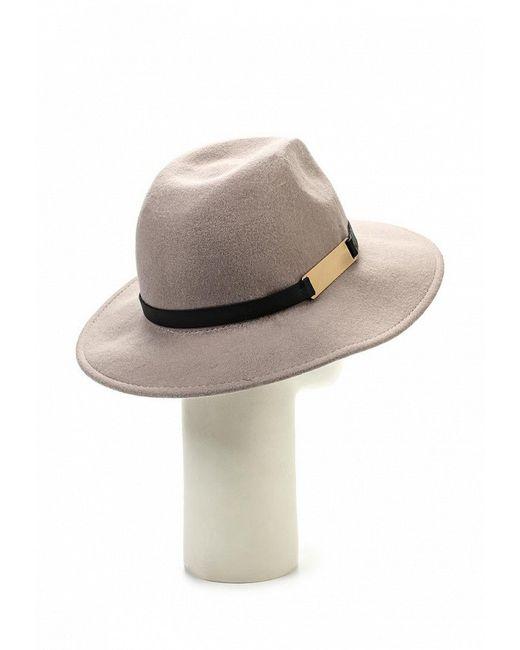 Шляпа River Island                                                                                                              бежевый цвет