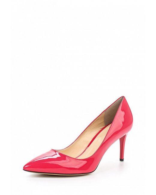 Туфли Roberto Botticelli                                                                                                              розовый цвет
