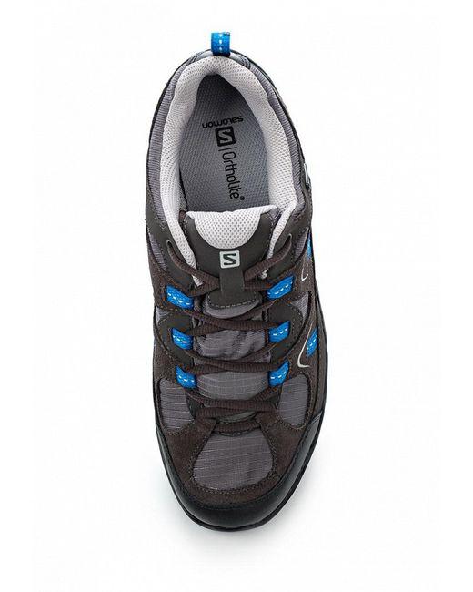 Ботинки Трекинговые Salomon                                                                                                              серый цвет