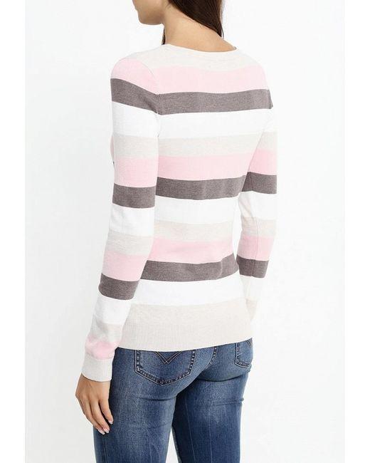 Джемпер Sela                                                                                                              многоцветный цвет