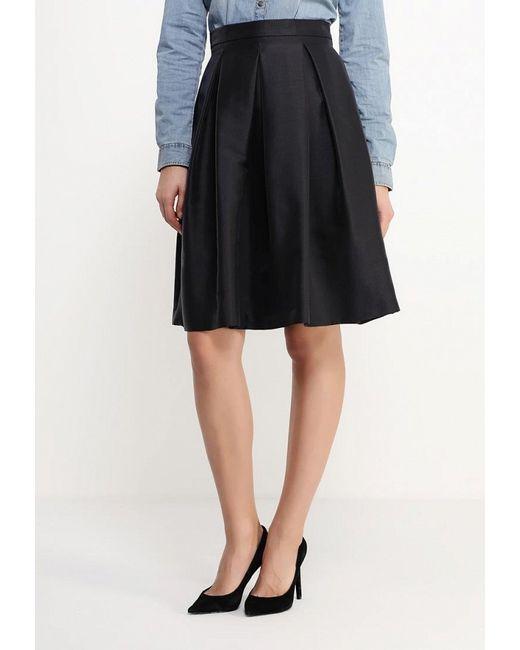 Юбка Sisley                                                                                                              чёрный цвет