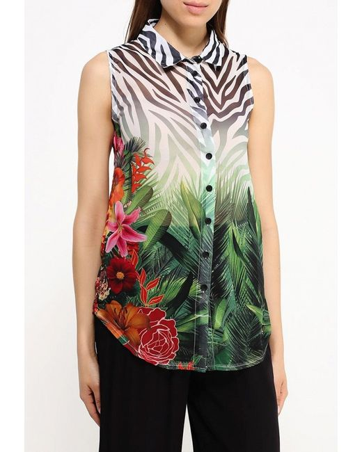 Блуза Smash                                                                                                              многоцветный цвет